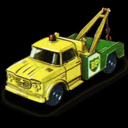 Wreck Truck Sticker