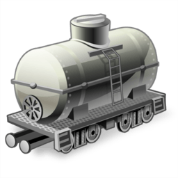 Tank Wagon Sticker