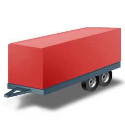 Cartrailer Sticker