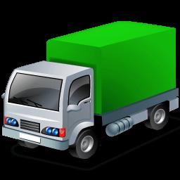 Lorry Sticker