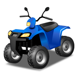Quadbike Sticker