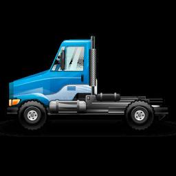 Dura Truck Blue Sticker