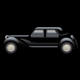 Oldtimer Car Sticker