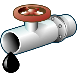 Pipe Line Sticker