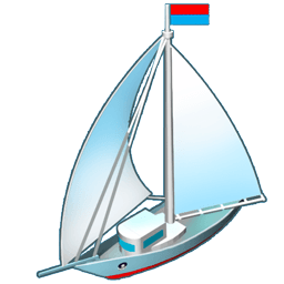 Yacht Sticker