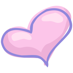 Heart Love Sticker
