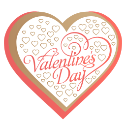 Valentines Day Sticker