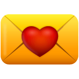 Love Email Sticker